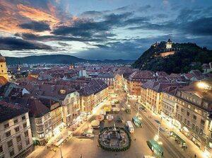 Graz, Austrija